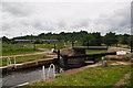 SU9947 : St Catherine's Lock by Ian Capper