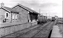 N9690 : Ardee station (1974) by Albert Bridge