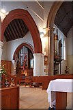TQ3068 : St Philip, Beech Road, Norbury - Organ by John Salmon