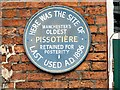 SJ8497 : Manchester's Oldest Pissotiere by Gerald England