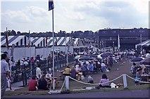 TQ2472 : Wimbledon 1991 - Aorangi Park (1) by Barry Shimmon