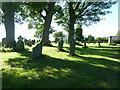 NZ0772 : The Parish Church of St Mary the Virgin, Stamfordham, Graveyard by Alexander P Kapp