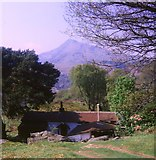 SH7357 : Holiday cottage, Capel Curig by Flying Stag