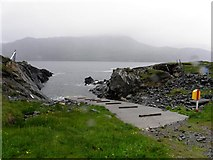 G6592 : Slipway, Loughros Peninsula by Kenneth  Allen