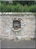NU0052 : Drinking fountain on Pier Road by Graham Robson