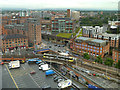 SJ8397 : Manchester from the Beetham Tower by David Dixon