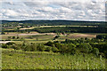 TQ1149 : View from White Downs by Ian Capper