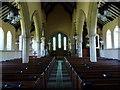 NZ0772 : The Parish Church of St Mary the Virgin, Stamfordham, Interior by Alexander P Kapp