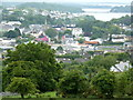 G9379 : Donegal Town seen from Drumroosk East by louise price