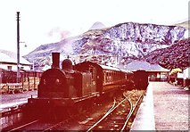 NN0858 : Ballachulish station by Flying Stag