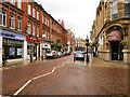 SD8010 : Bury, Silver Street by David Dixon