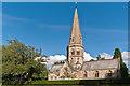 TQ1450 : St Barnabas's Church, Ranmore by Ian Capper