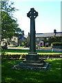 NZ0371 : Matfen War Memorial by Alexander P Kapp