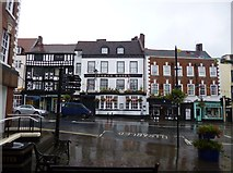 SO7875 : Bewdley, The George by Mike Faherty