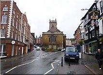 SO7875 : Bewdley, parish church by Mike Faherty