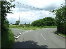 TL6146 : Road Junction by Keith Evans