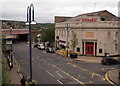 SE1417 : Huddersfield, HD1 (Station Area) by David Hallam-Jones