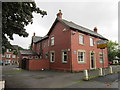 SD8411 : The Grapes Inn, Back O 'th' Moss by Ian S