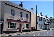 SX5973 : Cafe and pub, Princetown by Derek Harper