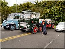 SD5422 : Beer Truck by David Dixon