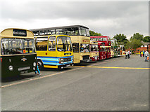 SD5422 : Leyland Transport Festival 2012 by David Dixon