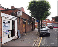 SK5319 : Loughborough, Leics. by David Hallam-Jones