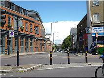 TQ3075 : Clapham:  Landor Road by Dr Neil Clifton