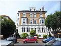 TV6198 : Spencer Court, Spencer Road, Eastbourne by PAUL FARMER