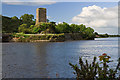 T0123 : Castles of Leinster: Ferrycarrig, Wexford by Mike Searle