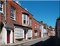 SU4828 : Old Shop, Kingsgate Street, Winchester by Des Blenkinsopp