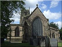 SK5319 : Loughborough Parish Church by JThomas