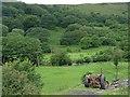 SO0801 : View across Cwm Bargod by Robin Drayton
