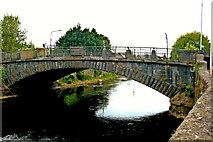 R3377 : Ennis - Walking Tour - Club Bridge by Joseph Mischyshyn