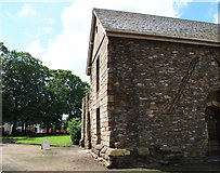 SK5319 : Loughborough, Leics (Parish Church Area) by David Hallam-Jones