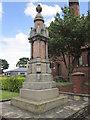 SE4109 : The War Memorial at Grimethorpe by Ian S