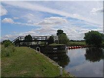 SE3118 : Thornes Flood Lock by John Slater