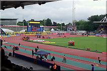 TQ3470 : Crystal Palace Athletics Stadium by Kevin Williams