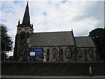 SE4111 : St Paul's Church, Brierley by Ian S