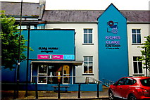 R3377 : Ennis - Tourist Office & Riches of Clare Museum by Joseph Mischyshyn