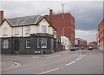 SK5319 : Loughborough, Leics (Coneries) by David Hallam-Jones