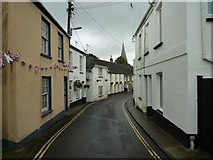 SS4937 : Church Street, Braunton by Maurice D Budden