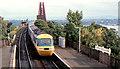 NT1380 : HST North Queensferry by Albert Bridge