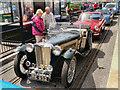 SD3348 : MG Midget, Bold Street by David Dixon