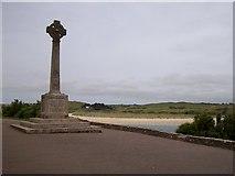 SW9276 : War Memorial, Padstow by Len Williams