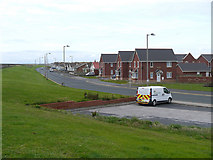 SD3145 : Fairway, Rossall View by David Dixon