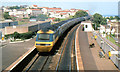 NT2686 : HST passing Kinghorn by Albert Bridge