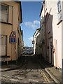 SX9372 : Looking west along Queen Street by Robin Stott