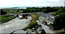 R4560 : Bunratty Castle - View from Top of SE Tower by Joseph Mischyshyn
