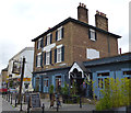 TQ3374 : Dulwich:  The 'Plough' by Dr Neil Clifton