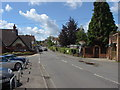 SU9367 : Sunninghill High Street by Alan Hunt